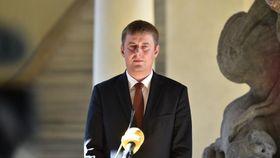Tomáš Petříček, foto: archivo de la Oficina del Gobierno Checo