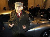 Miroslav Zikmund y Tatra 87, foto: ČTK