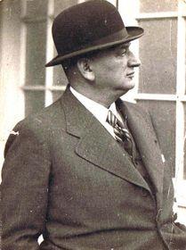 Hugo Meisl, photo: public domain