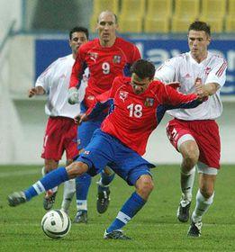 Чешская команда сыграла товарищеский матч с канадцами (Фото: ЧТК)
