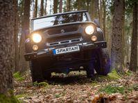 Spartan, фото: MW Motors