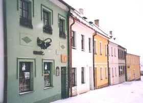 Judenstadt in Boskovice