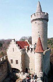 Kokorin Castle, photo: CTK