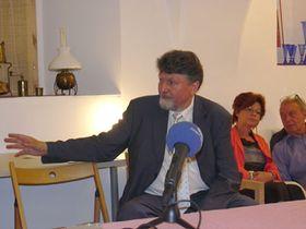German MEP Milan Horacek