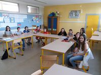 La classe des grands, photo: Pierre Meignan