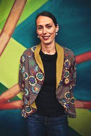 Markéta Perroud, photo: Site officiel du festival Tanec Praha