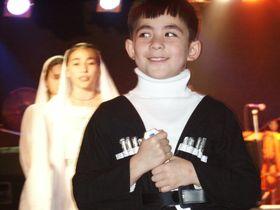 Чеченские дети (Фото: Ян Росенауер)