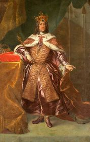 Charles VI, source: Wikimedia Commons, CC0