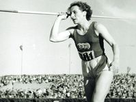 Dana Zátopková, photo: archive of ASC Dukla Prague
