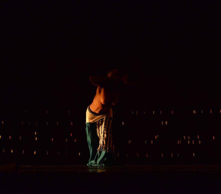 Judith Olivia Manantenasoy, 'Métamorphose', photo: Quito Tembe / Tanec Praha