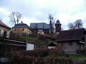 Kryštofovo údolí, photo: Archives de Radio Prague