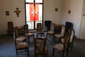 Sala de hagioterapia, foto: Dominika Bernáthová