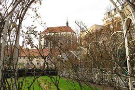 Franziskaner-Klostergarten (Foto: Kristýna Maková, Archiv des Tschechischen Rundfunks - Radio Prag)
