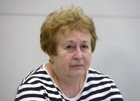 Zdeňka Jágrová, foto: ČTK/Kateřina Šulová
