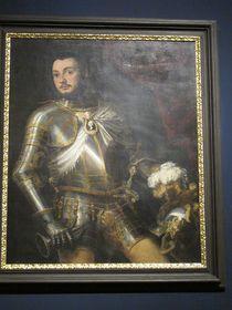 Portrait von Graf Collalto von Paolo Veronese (Foto: Martina Schneibergová)