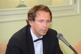 Petr Drulák, photo: Robert Janás / MZV