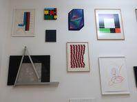 """Ausstellung """"Transformation der Geometrie"""" (Foto: Martina Schneibergová)"""