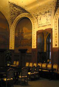 Vládní salónek
