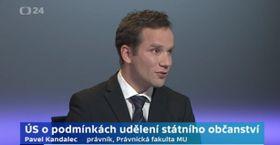 Pavel Kandalec, foto: ČT