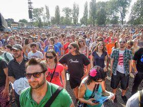 Ilustrační foto: Zdeněk Chadziandoniu / archiv festivalu Colours of Ostrava