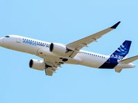 Airbus A220-300 (Foto: Romain COUPY, Wikimedia Commons, CC BY-SA 4.0)
