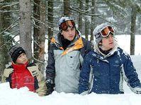 Snowboardaci