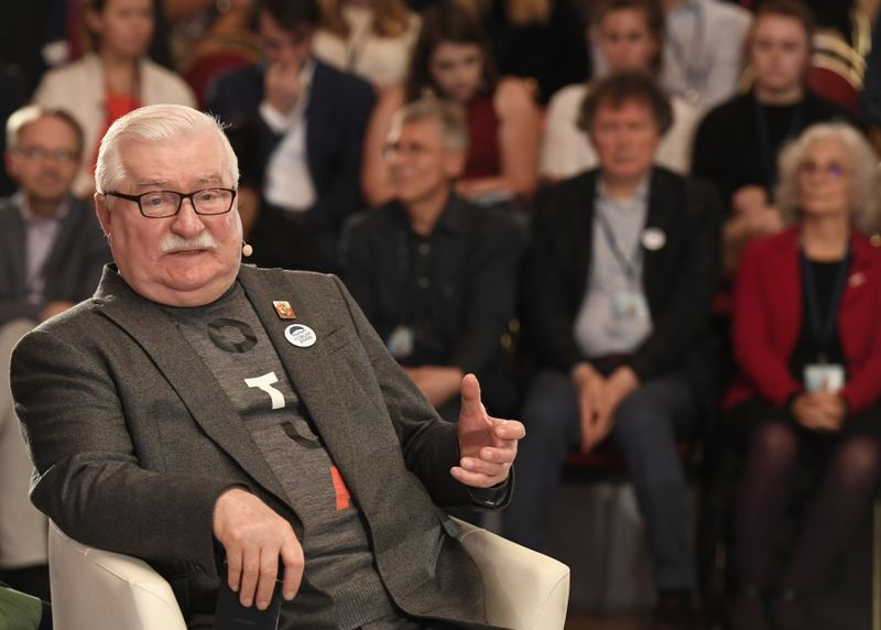 Lech Walesa, photo: ČTK/Michal Krumphanzl