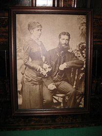 Kateřina Hrádková und Gustav Joachim von Lamberg
