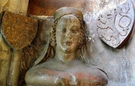 Blanche of Valois, photo: Packare, CC0 1.0