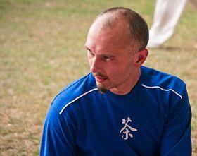 Организатор фестиваля чайный мастер Яромир Хорак (Фото: Алексей Пономарев)