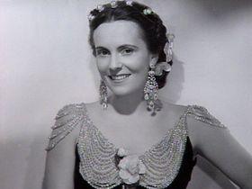 Jarmila Novotná, photo: ČT