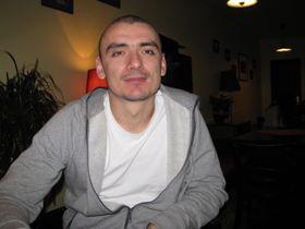 David Llorente, foto: archivo de Radio Praga