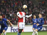 Slavia Prague - Chelsea, photo: ČTK/Michal Krumphanzl