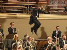 La Orquesta Filarmónica Checa, foto: ČT 24