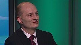 Антиисламист Мартин Конвичка, Фото: ЧТ