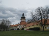 Schloss Nový Hrad (Foto: Martina Schneibergová)