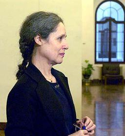 Tatána Fischerová (Foto: CTK)