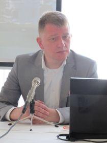 Jiří Padevět, photo: Martina Schneibergová