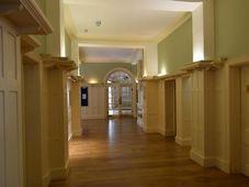 Interiér bývalé československé školy ve Walesu se ani po letech výrazně nezměnil, foto: Jaromír Marek, archiv ČRo