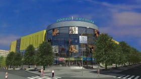 La visualización del centro comercial, foto: ČT24