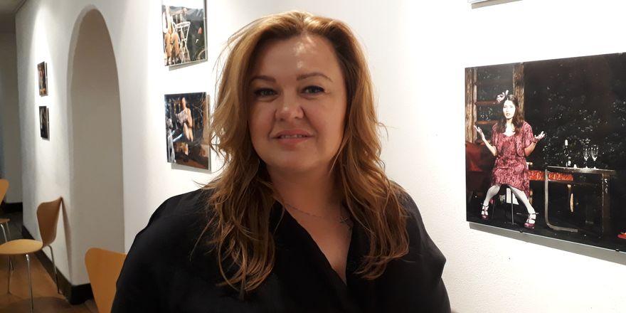 Гана Складалова, фото: Эва Туречкова