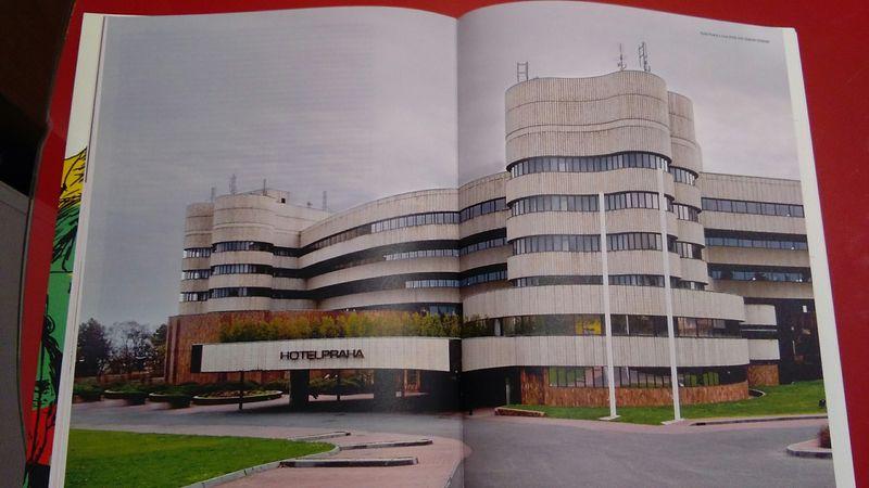 Photo repro: 'L'hôtel Praha', Václav Richter / BigBoss