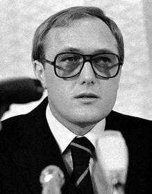 Pavel Minarik, photo: CTK