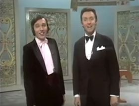 Karel Gott und Peter Alexander (Foto: YouTube)
