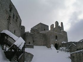Castillo de Rabí