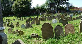 Cementerio judío de Ivancice, foto: Jitka Erbenová, CC BY-SA 3.0 Unported