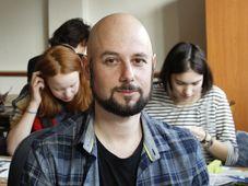 Pierre Pe'er Friedmann, photo: Valerie Rosa Hetzendorfová