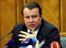 Martin Kocourek, photo: CTK
