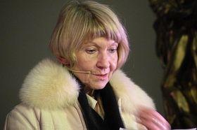 Daniela Kolářová, foto: autor