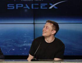 Elon Musk, photo: CTK